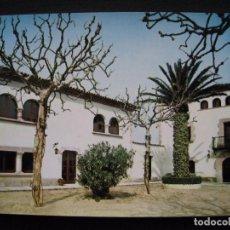 Postales: POSTAL CAVAS NADAL - VISTA EXTERIOR - SALA DE DEGUSTACION.. Lote 96318715