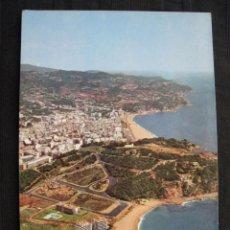 Postales: POSTAL LLORET DE MAR - PLAYA FANALS - RESIDENCIAL FANALS DE LLORET - OFICINA DE INFORMACION.. Lote 96386019