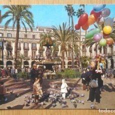 Postales: BARCELONA - PLAZA REAL. Lote 96419343