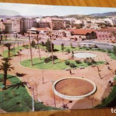 Postales: BARCELONA, PLAZA LESSEPS. Lote 96522847