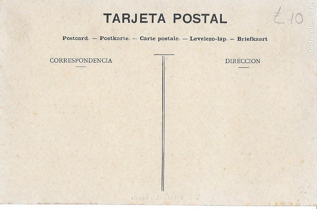 Postales: P- 7255. POSTAL SABADELL, RAMBLA. MN, PARIS. - Foto 2 - 96822719