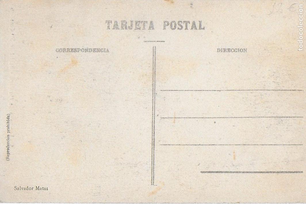 Postales: P- 7267. POSTAL TORROELLA DE MONTGRI, PORTAL STA. CATERINA. - Foto 2 - 96831511