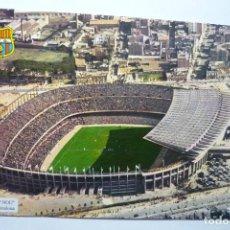 Postales: POSTAL FUTBOL ESTADIO FC BARCELONA . Lote 96930631