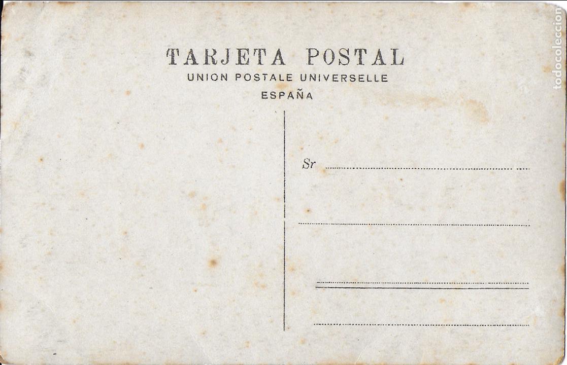 Postales: P- 7295. POSTAL FOTOGRAFICA, ESGLESIA DE SANT CELONI. - Foto 2 - 97045915