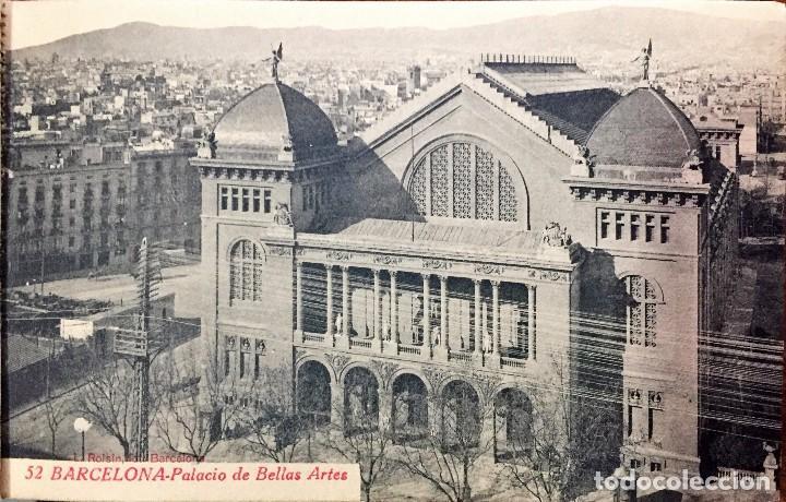 Postales: BLOCK DE POSTALES DE BARCELONA CAPITAL CON 16 POSTALES. - Foto 3 - 97156139