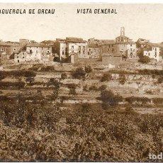 Postales: PS7717 FIGUEROLA DE ORCAU 'VISTA GENERAL'. FOTOGRÁFICA. B.P. SIN CIRCULAR. PRINC. S. XX. Lote 97204547