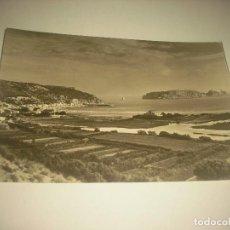 Postales: COSTA BRAVA 2106 . ESTARTIT , VISTA GENERAL AL FONDO DE LAS ISLAS MEDAS .A CAMPAÑA, SIN CIRCULAR. Lote 97290255