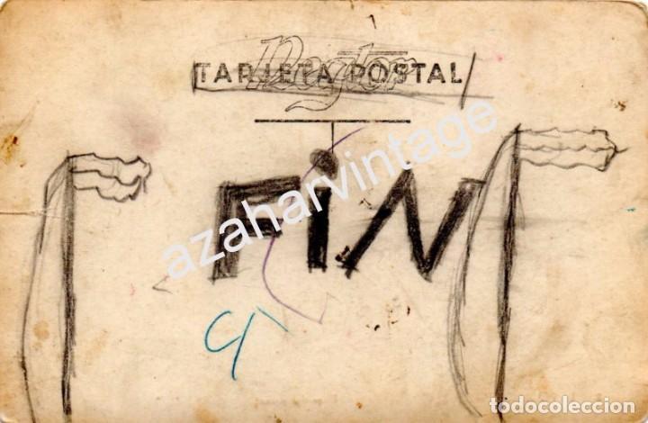 Postales: LA POBLA DE LILLET.-PLAÇA DEL MERCAT.num.8, FOTOGRAFICA - Foto 2 - 97422667