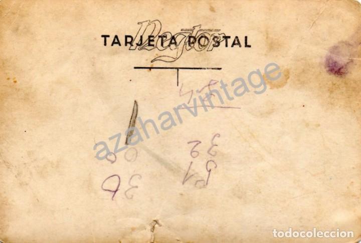 Postales: LA POBLA DE LILLET.-PLAZA DE ANGEL OSSORIO.NUM.5, FOTOGRAFICA - Foto 2 - 97422863