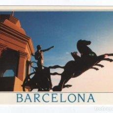 Postales: POSTAL BARCELONA ESTADI OLIMPIC MONTJUIC. Lote 97436759
