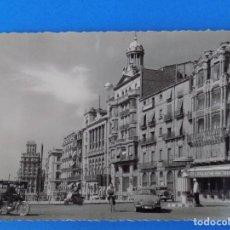 Postales: ANTIGUA POSTAL LLEIDA, LERIDA, AVENIDA DE BLONDEL, Nº 14 - HOTEL PALACIO, COCHES... R-7140. Lote 97458887