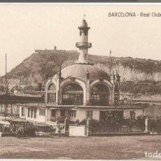 Postales: BARCELONA, REAL CLUB MARÍTIMO - ALMACENES ALEMANES - SIN CIRCULAR. Lote 97720263