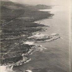 Postales: AMETLLA DE MAR - CASTILLO DE SAN JORGE, PLAYAS - FOTO PAISAJES ESPAÑOLES Nº 22433 .- 1963. Lote 97740995
