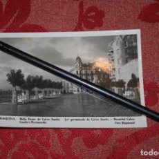 Postales: TARRAGONA, PASEO CALVO SOTELO. FOTO RAUMOND, SIN CIRCULAR. Lote 97876383