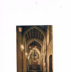 Postales: POSTAL ANTIGUA BARCELONA BARRIO GOTICO SIN CIRCULAR CAPILLA REAL SANTA AGUEDA. Lote 97914171