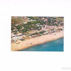 Postales: POSTAL ANTIGUA BARCELONA SIN CIRCULAR CASTELLDEFELS VISTA AEREA. Lote 97939831