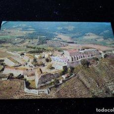 Postales: 10 POSTALES CASTILLO FORTALEZA HOSTALRICH GIRONA. Lote 97978155