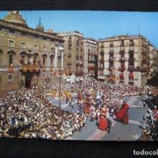 Postales: POSTAL BARCELONA - PLAZA DE SAN JAIME.. Lote 193330155