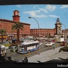 Postales: POSTAL BARCELONA - PLAZA DE ESPAÑA.. Lote 98226339