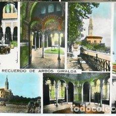 Cartes Postales: TARRAGONA ARBÓS DIVERSOS ASPECTOS DE LA CIUDAD FOTO RAYMOND 19. SIN CIRCULAR. Lote 98232247