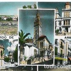 Cartes Postales: TARRAGONA ARBÓS DIVERSOS ASPECTOS DE LA CIUDAD FOTO RAYMOND 18. SIN CIRCULAR. Lote 98232315
