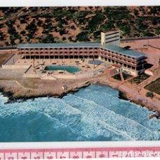 Postales: D50 POSTAL PUBLICITARIA GRAN HOTEL CARLOS III DE ALCANAR AÑO 1965 PLAYA TARRAGONA. Lote 98440547