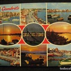 Postales: POSTAL COSTA DORADA - CAMBRILS.. Lote 98762947