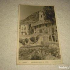 Postais: ARBOLI N° 9 - TARRAGONA . POSTAL FOTOGRAFICA . FOTO DEPORTES FERRÉ .. Lote 98861227