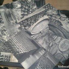 Postales: 10 POSTALES TROQUELADAS CODORNIU 1960 SAN SADURNI DE NOYA. Lote 98887739