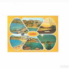 Postales: POSTAL ANTIGUA SIN CIRCULAR CATALUÑA COSTA BRAVA LLANSA DIVERSOS ASPECTOS. Lote 98953631