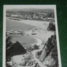 Postales: LLORET DE MAR - DES DE SA CALETA - CLIXE MARTINEZ EDITORIAL FOTOGRAFICA N. 14. Lote 99370507