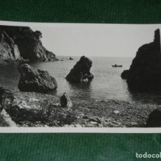 Postales: LLORET DE MAR - CALA S'ULL DE VIDRE - CLIXE MARTINEZ EDITORIAL FOTOGRAFICA N. 4. Lote 99370815