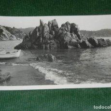 Postales: LLORET DE MAR -L'ILLOT DE PORTO PI - CLIXE MARTINEZ EDITORIAL FOTOGRAFICA N. 10. Lote 99414731