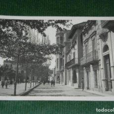 Postales: LLORET DE MAR - PASSEIG DEL MITG - CLIXE MARTINEZ EDITORIAL FOTOGRAFICA N. 19 ESCRITA Y CIRC 1934. Lote 99415051