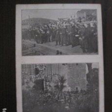 Postales: POSTAL ANTIGUA- CANET - FESTES CORONACIO NTRA. SRA. MISERICORDIA -VER FOTOS - (50.394). Lote 99658607