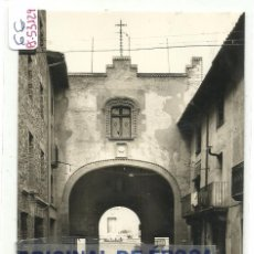 Postales: (PS-53129)POSTAL DE CENTELLAS-PORTAL. Lote 99783787