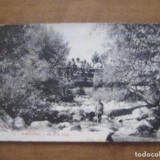 Postales: LLEIDA - MARTINET - RIO DE LA LLOSA - EDICION LA MARAVILLA Nº 5. Lote 99968775