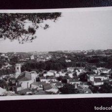 Postales: TARJETA POSTAL SAN ANDRES DE LLAVANERAS VISTA PARCIAL ( BARCELONA ) - CIRCULADA. Lote 100036263