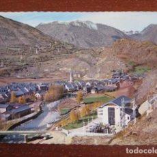 Postales: AÑO 1962 POSTAL PIRINEOS DE LERIDA. EL PALLARS. PANORÁMICA D' ESTERRI D'ANEU. ESCRITA. Lote 100060443