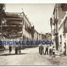 Postales: (PS-53199)POSTAL FOTOGRAFICA DE CABRA DEL CAMP-CARRETERA Y FONT DE LA CREU. Lote 111831987