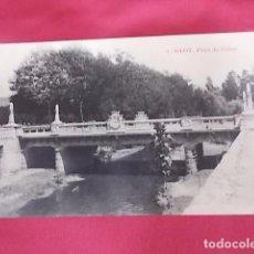 Postales: TARJETA POSTAL. OLOT. Nº 2 PONT DE COLON. J. ANTIGA. Lote 100386155