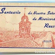 Postkarten - TARRAGONA REUS SANTUARIO NRA. SRA MISERICORDIA. BLOC DESPLEGABLE COMPLETO CON 10 POSTALES. ZERKOWITZ - 100457699
