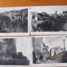 Postales: RUPIT -LOTE DE 4 POSTALES AÑOS 40. Lote 100554007