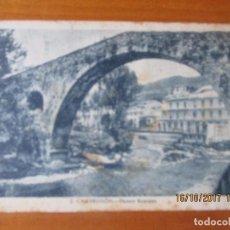 Postales: POSTAL DE CAMPRODON -AÑOS 40. Lote 100554135