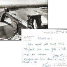 Postales: POSTAL * MARTORELL , PONT DEL DIABLE * 1959. Lote 100566127