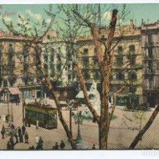 Postales: BARCELONA. PLAZA DEL TEATRO. 9 ED. J. VENINI. Lote 101396487