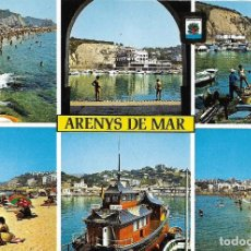 Postales: ARENYS DE MAR, DIVERSOS ASPECTOS - ESCUDO DE ORO Nº 1 - S/C. Lote 101403571