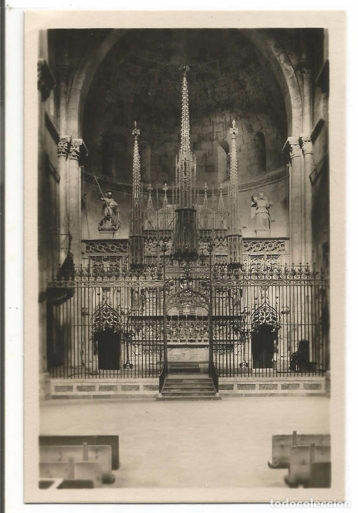 TARRAGONA Nº 26 .- CATEDRAL ALTAR MAYOR .- EDI. SINDICATO INICIATIVA .- FOTO PLASENCIA (Postales - España - Cataluña Moderna (desde 1940))