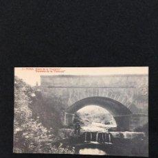 Postales: TARJETA POSTAL. 6 - TONA. TORRENTE DE LA FERRERA. FOTOTIPIA THOMAS. BARCELONA. 1920.. Lote 102214163