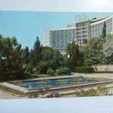 Postales: TARRAGONA. PARQUE DEL MILAGRO Y HOTEL IMPERIAL TARRACO.. Lote 102329015